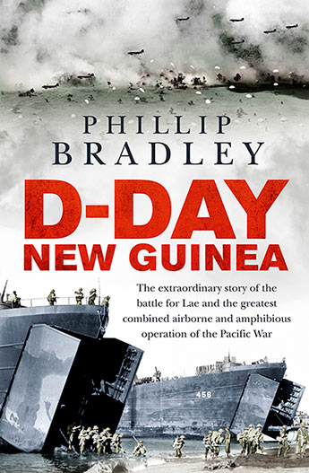 D-Day New Guinea – Blue Wolf Reviews